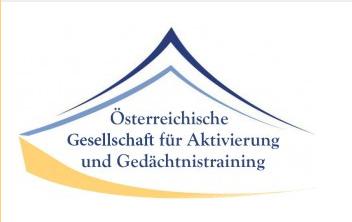Österreichische Gesellschaft für Aktivierung und Gedächtnistraining - Logo